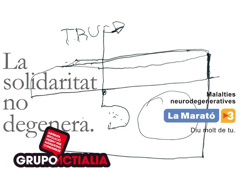 la marato tv3 malalties neurodegeneratives