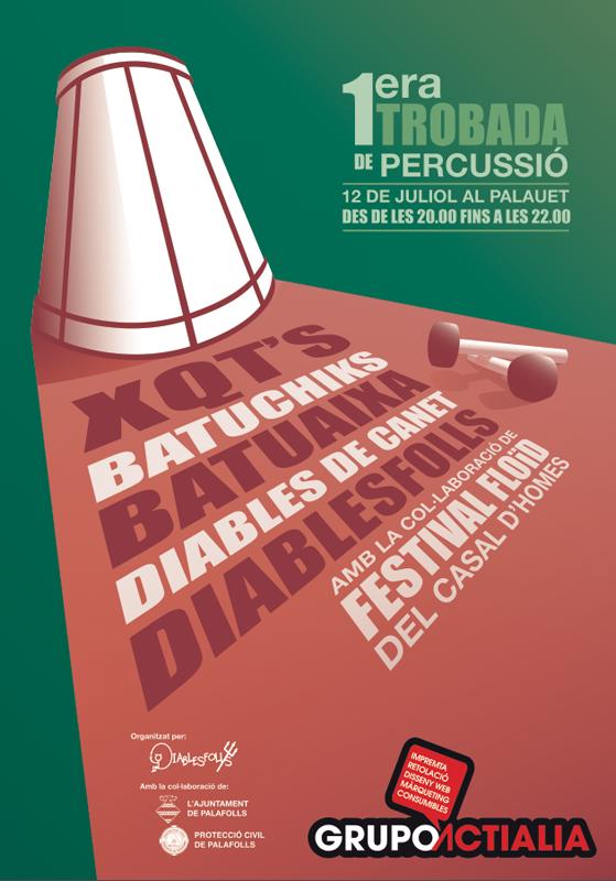 Posters DiablesFolls