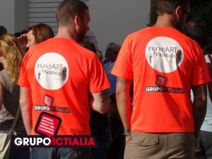 inundart palafolls 2014 | BlogActialia.com Barcelona