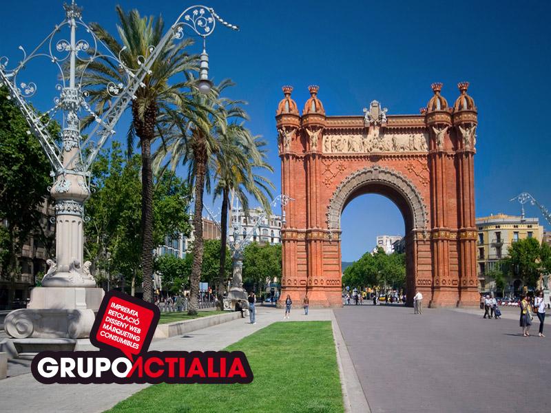 Barcelona-Arc-del-Triomf